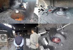 شناسایی5 واحد غیرمجاز و آلاینده در شهرک های صنعتی قلعه میر و بهاریه