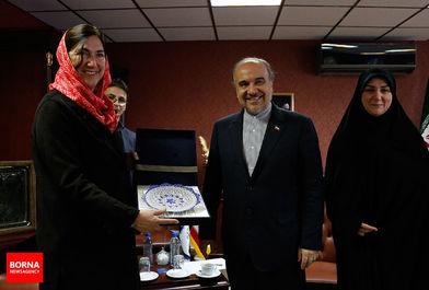 پیشرفت ایران در ورزشهای سهگانه چشمگیر است/ ببینید