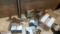 کشف و ضبط 17 دستگاه استخراج رمز ارز دیجیتال در نهاوند