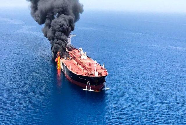 چه چیزی کشتی ژاپنی را منفجر کرد، مین یا گلوله؟/ ژاپنیها ادعای آمریکا را رد کردند