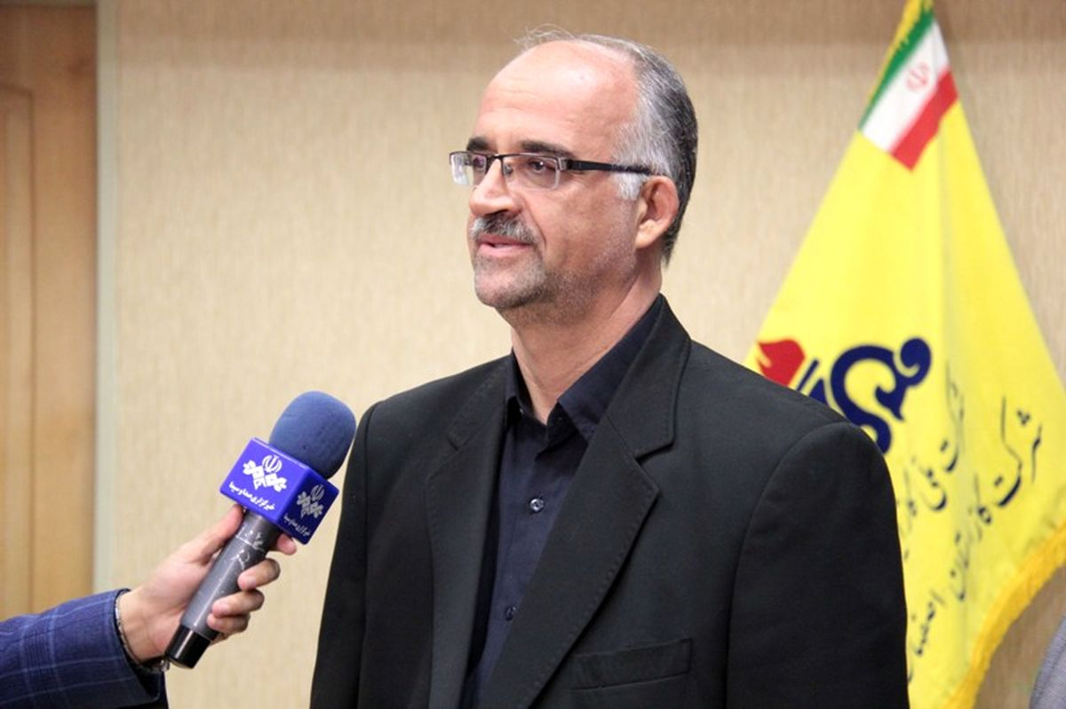 اجرای بیش از ۷۴ کیلومتر شبکه گاز در استان اصفهان