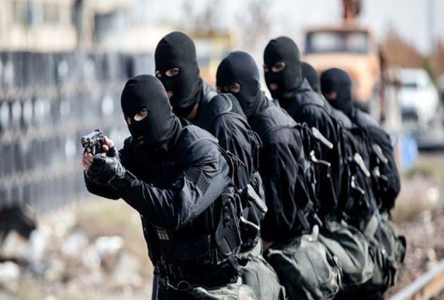 کشف محموله مواد انفجاری و انتحاری در مرز سراوان