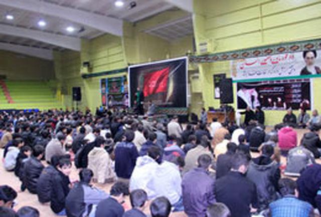 دعوت عمومی از مردم حسینی زنجان جهت شرکت در مراسم سوگواری اباعبدا... الحسین(ع)