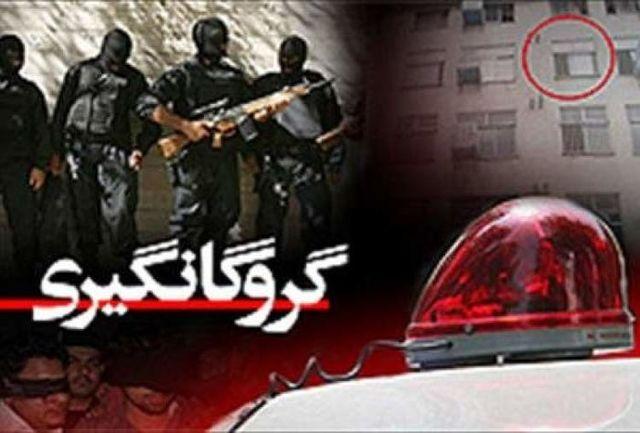 آزادی دو گروگان با عملیات ضربتی پلیس سیستان و بلوچستان