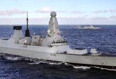 اعزام سومین کشتی جنگی انگلیس به منطقه