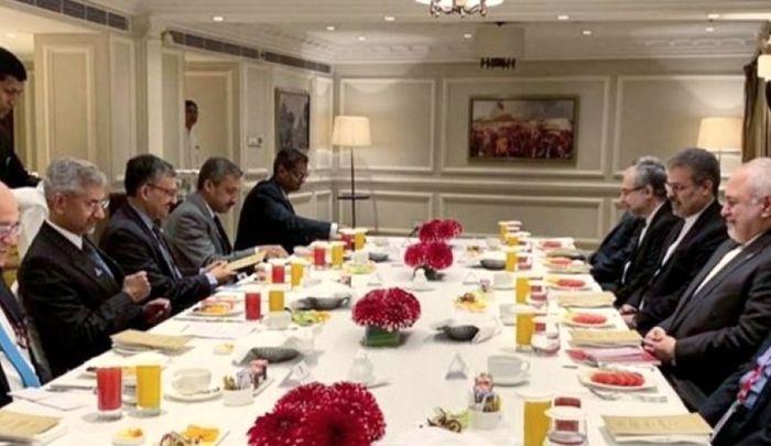 وزرای امور خارجه ایران و هند آخرین تحولات روابط دوجانبه و شرایط منطقه را بررسی کردند