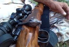 شکارچی غیرمجاز سابقهدار در سیستان و بلوچستان دستگیر شد