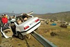 ۱۲کشته ومجروح در دوسانحه رانندگی محور جنوب سیستان وبلوچستان