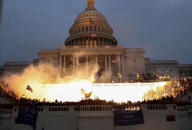 تمدید وضعیت اضطراری در واشنگتن تا روز بعد از مراسم تحلیف بایدن