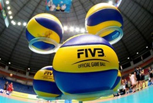 برنامه مسابقات والیبال قهرمانی باشگاههای جهان