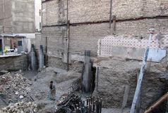 عملیات ساخت ۵۷۴ پروژه ساختمانی در قزوین متوقف شد