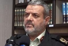 دستگیری سارق حرفه ای در بروجرد