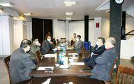 برگزاری نشست بررسی وضعیت پنج سالن مجموعه ورزشی آزادی