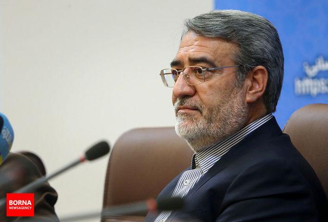 وزیر کشور دبیران ستاد بازسازی و نوسازی مناطق سیل زده را منصوب کرد