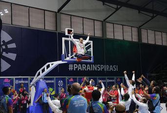 مدال طلای تیم ملی بسکتبال با ویلچر/ پاراآسیایی جاکارتا ۲۰۱۸