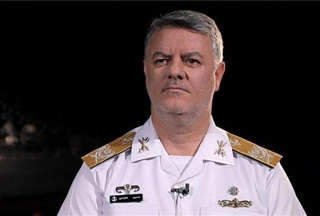 نیروی دریایی ارتش امروز در قله افتخار و عزت قرار دارد