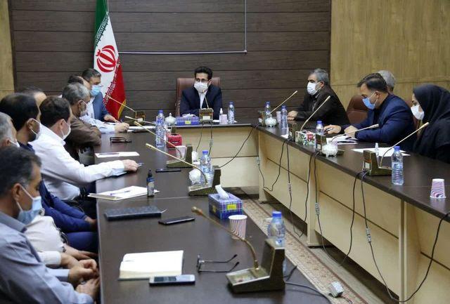 برگزاری جلسه بررسی وضعیت آب شرب شهرستان خوی