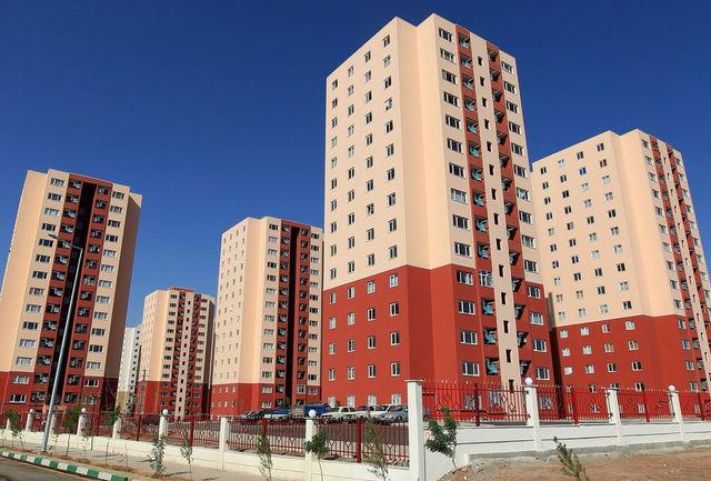 ساخت ۴۰۰ هزار واحد مسکونی جدید در کشور