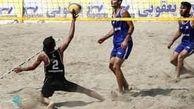 حضور دو گیلانی در اردوی تیم ملی والیبال ساحلی