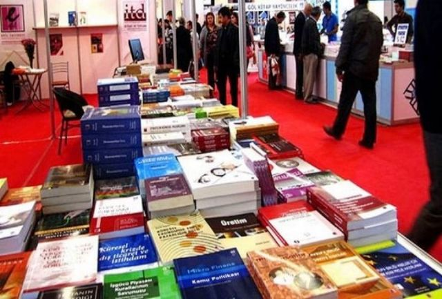 نمایشگاه کتاب دلیجان گشایش یافت