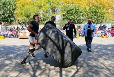 مسابقه قویترین مردان