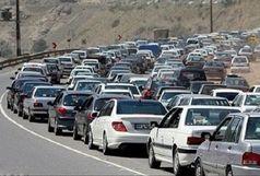 ترافیک نیمه سنگین در محورهای شمالی کشور