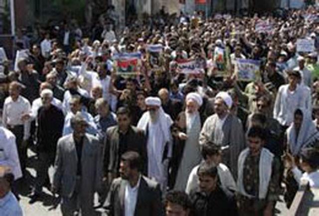روز جهانی قدس از بهترین یادگاری های امام راحل است