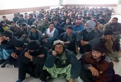 افزونبر۵٠٠ نفر اتباع بیگانه غیرمجاز در ایرانشهر دستگیر شدند