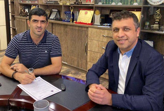 قرارداد شیری با نساجی مازندران تمدید شد