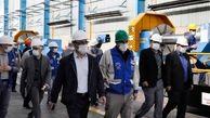 همکاری شرکتهای فولاد مبارکه و مجتمع صنعتی فولاد اسفراین  گسترش پیدا میکند