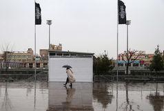 وضعیت بارشهای کشور در بهار ۹۸