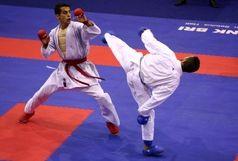 کسب سه مدال کاراته کاهای زنجانی از مسابقات استعدادهای برتر ورزشی ایران
