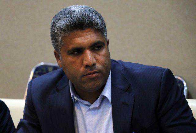 رئیس هیئت فوتبال ارزوئیه: دکتر قرایی حامی فوتبال در مناطق محروم است