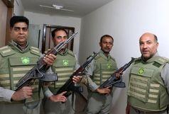 دستگیری ۸ متخلف شکار و صید  در زهک