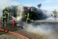 مرگ ۹ زن در واژگونی یک اتوبوس در فردوس / احتمال افزایش کشته شدهها