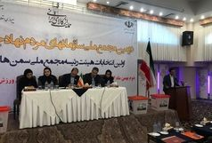 نخستین انتخابات هئیت رئیسه مجمع  ملی سمنهای جوانان آغاز شد