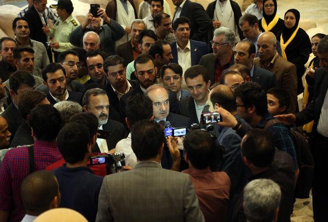 وزیر ورزش و جوانان وعده داد: تکمیل پروژههای نیمهتمام ورزشی تا پایان دولت دوازدهم
