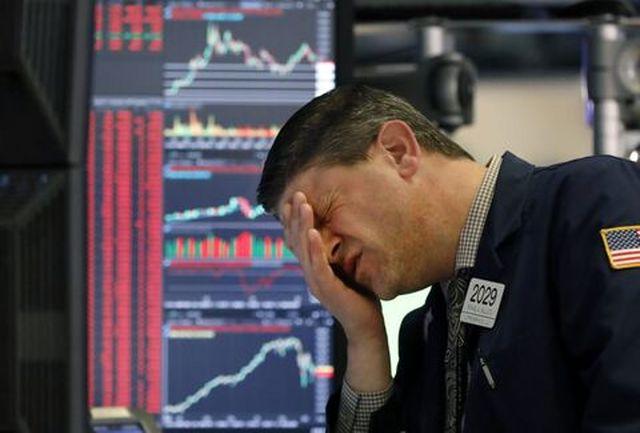 سهام آمریکا سقوط کرد