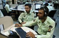 7درصد تماس ها با پلیس البرز بی مورد است/عملیاتی شدن 515 هزار تماس با سامانه 110