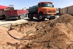 متلاشی شدن دو انبار دپوی زیرزمینی سوخت قاچاق در زاهدان/ حدود 13هزار لیتر سوخت کشف شد