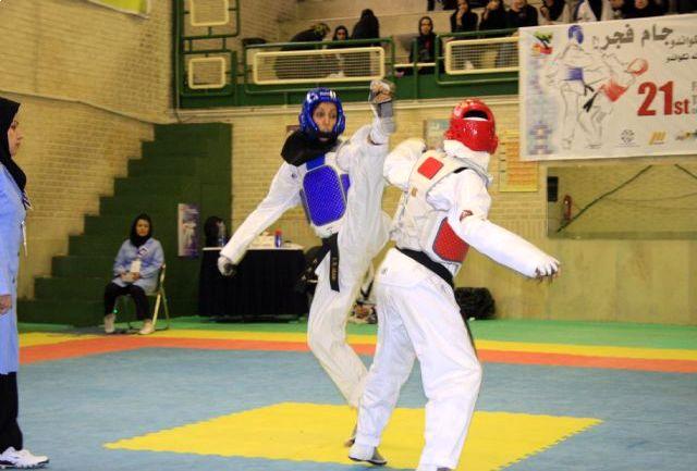 ترکیب تیم ملی تکواندوی دختران معرفی شدند