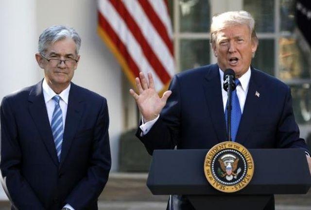زمزمه اخراج رییس بانک مرکزی آمریکا شنیده میشود