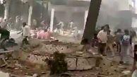 حمله به مقر این رئیس جمهور با خمپاره