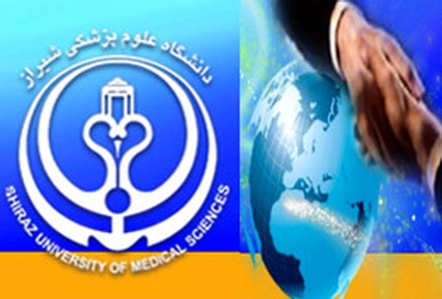 صعود سایت دانشگاه علومپزشكی شیراز در میان دانشگاههای دنیا
