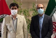 دیدار نماینده مردم تهران در مجلس شورای اسلامی با رئیس فدراسیون ووشو