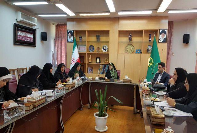 راه اندازی تعاونی زنان سرپرست خانوار در کرمانشاه