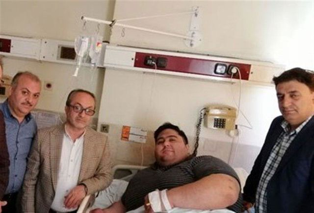 سیامند رحمان زیر تیغ جراحی رفت