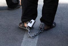 دستگیری سارق زورگیر کمتر از 8 ساعت