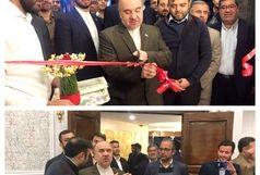 افتتاح هتل ورزش خوزستان با حضور وزیر ورزش و جوانان