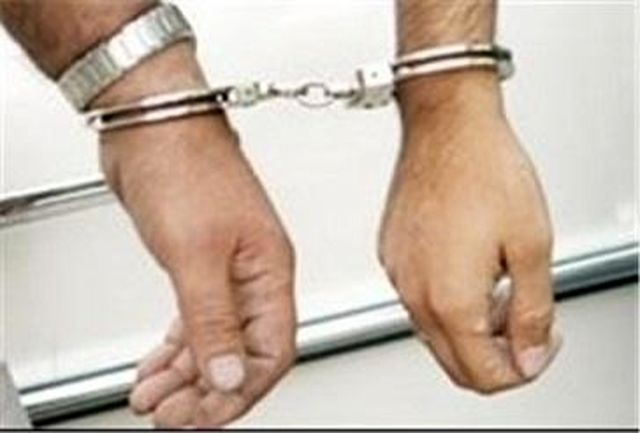 دستگیری سارقان موتورسیکلت در همدان